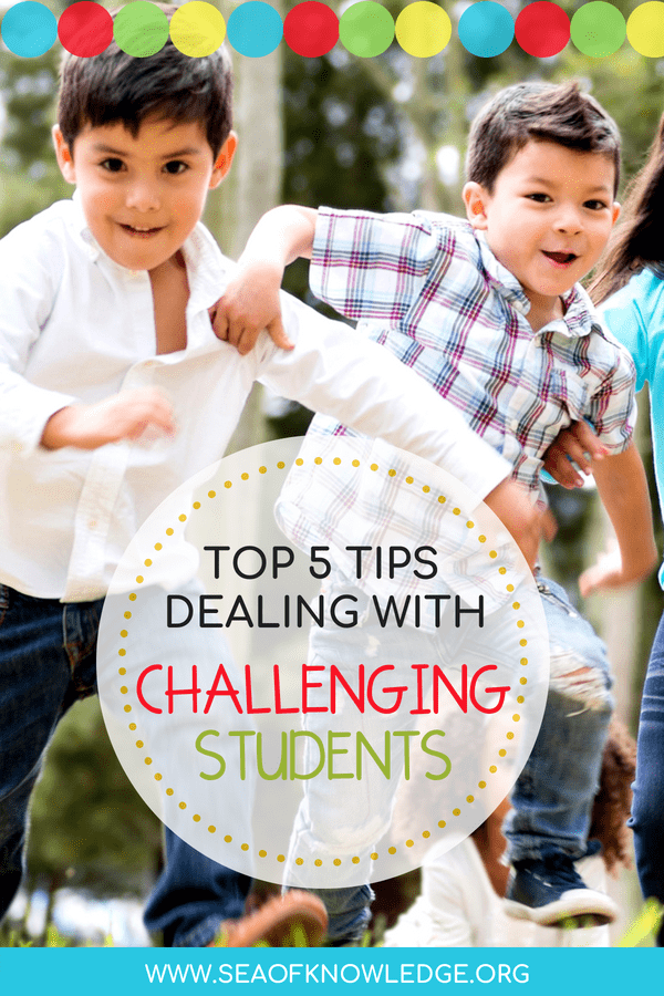 I found this video to be AMAZING! A CLassroom Diva will share Top 5 strategies to use when dealing with challenging or difficult students. We all have those students each year that prove to be a little bit more challenging when it comes to behavior management and it can easily become overwhelming. I will also share with you how you, as the teacher, can keep your composure during frustrating or stressful situations in the classroom. I hope this video helps! #socialskills #behaviormanagement #classroom #teachers