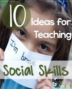 Teaching Social SKills Children