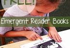 Emergent Reader Books Thanksgiving Theme