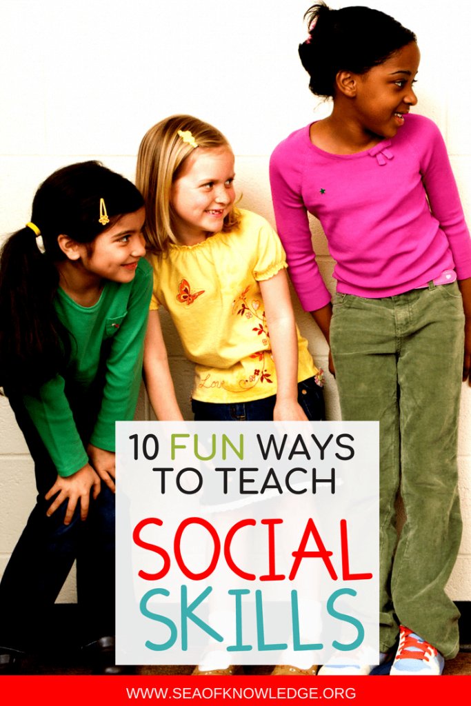 Teaching Social Skills Kids 2