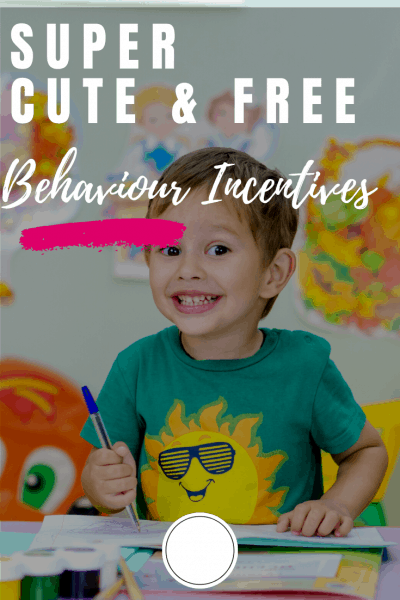 Positive Behavior Rewards Incentives