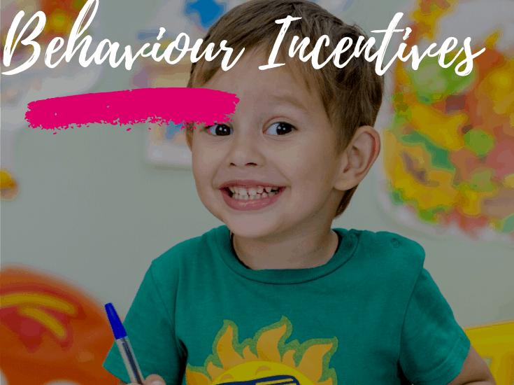 Positive Behavior Rewards Incentives