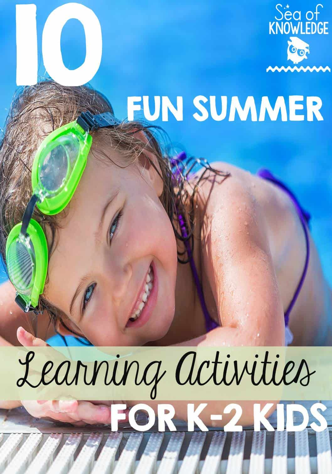 Summer Learning Activities for School Kids in K-2