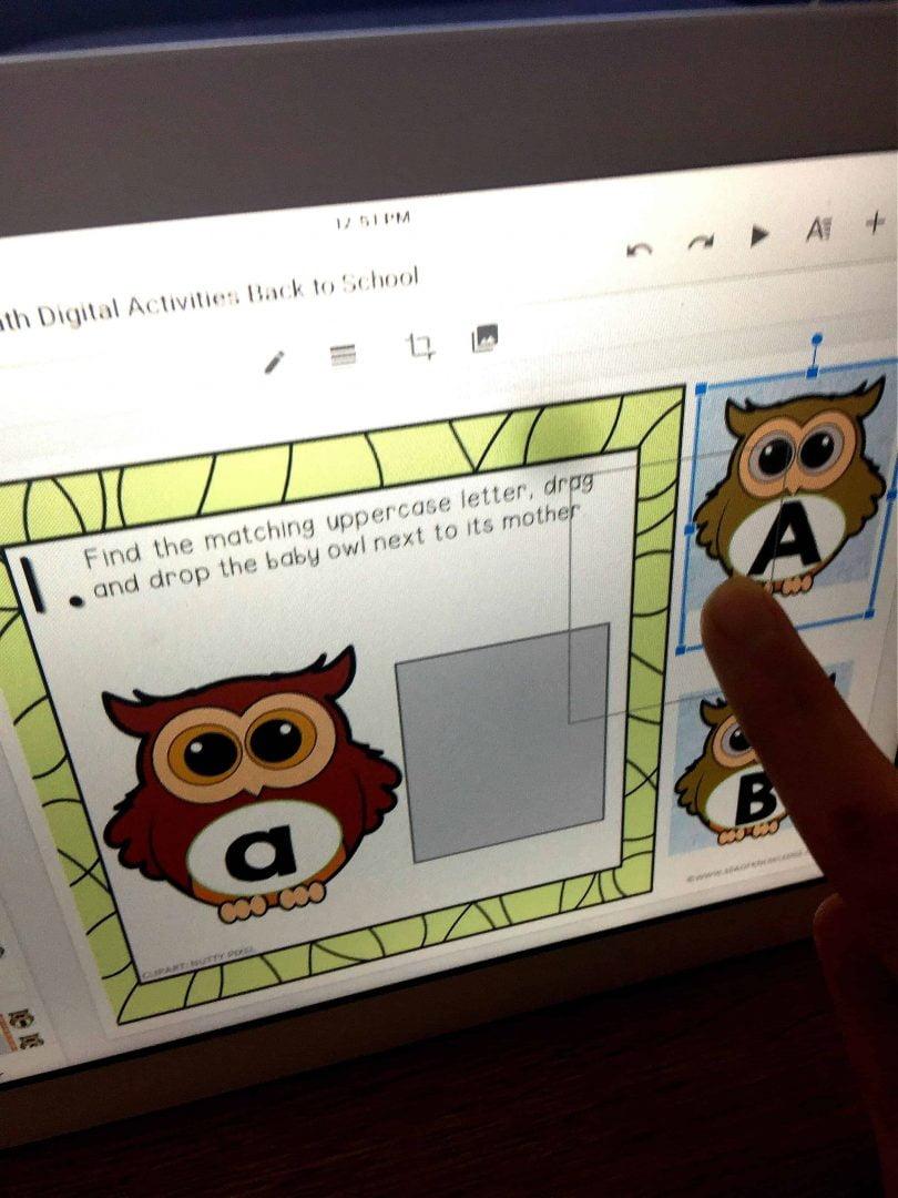Back to School ESL ELL Digital Centers
