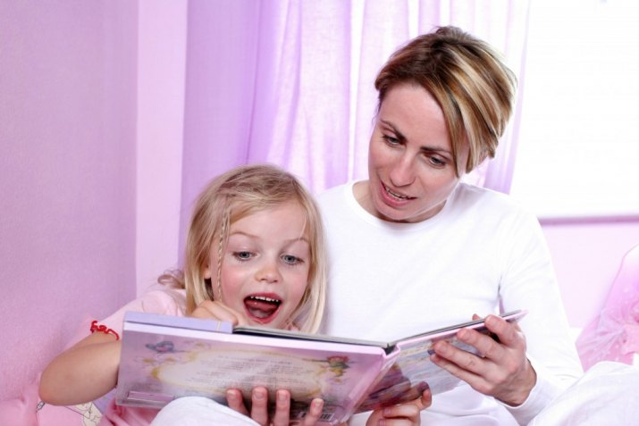 Ways to get children to love reading