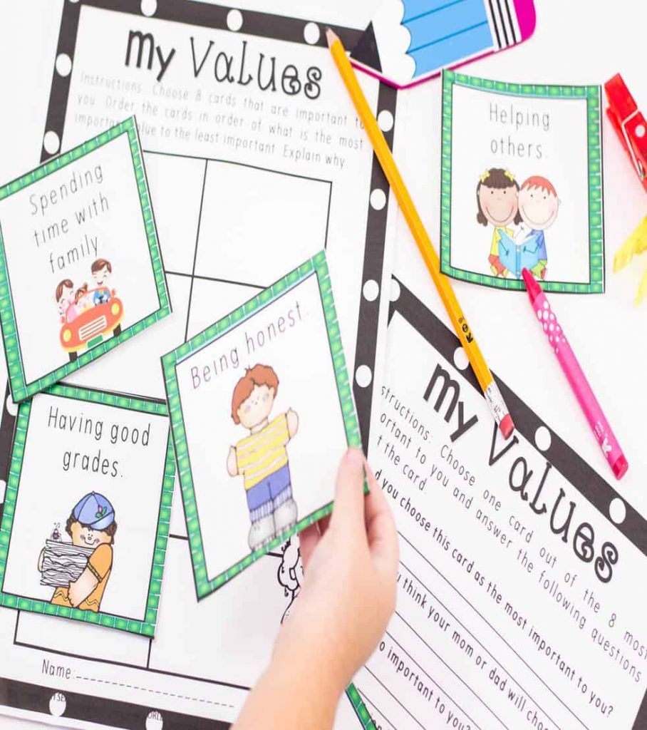 Count and Clip Cards and Five for Friday 30.9.16