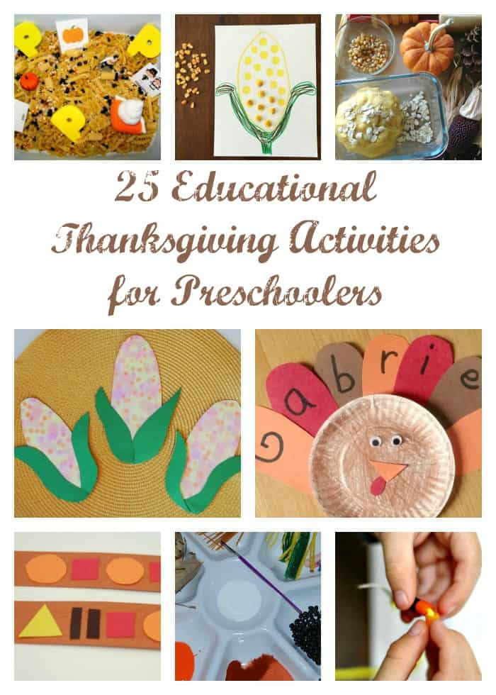 Thanksgiving Educational Games