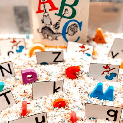 Dr Seuss Alphabet Match Free