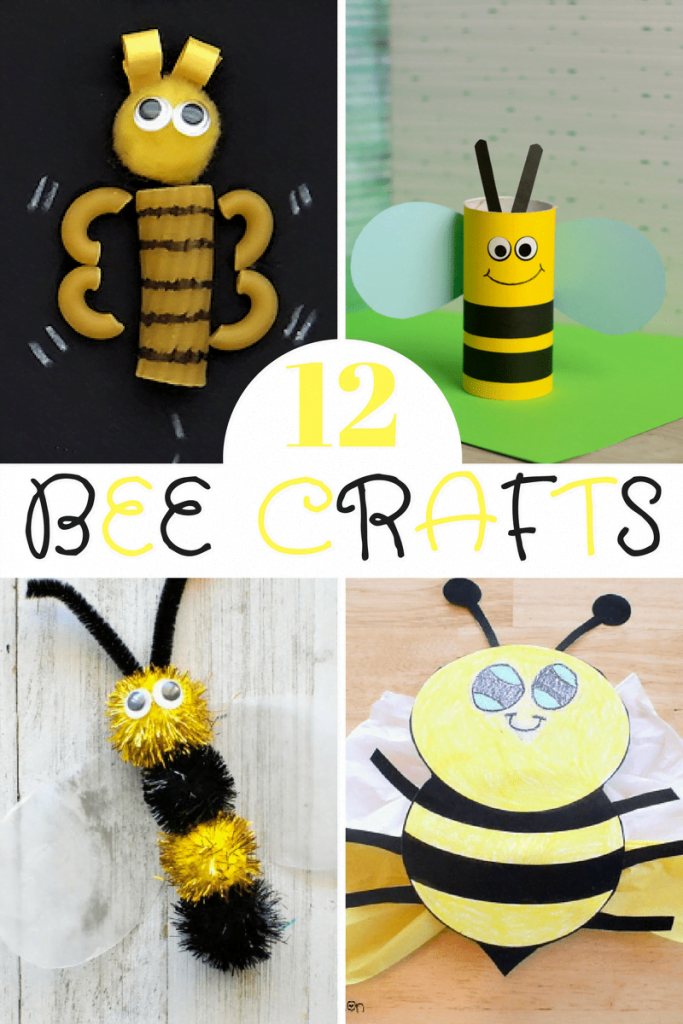 12 BEE CRAFTS