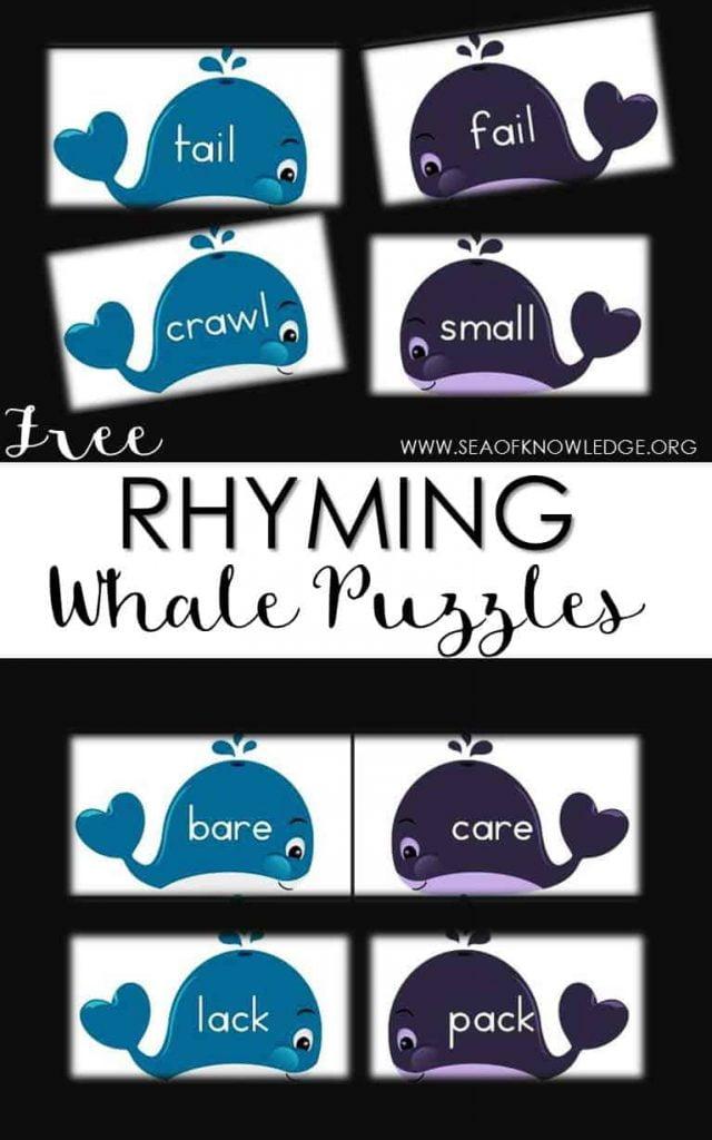 WhaleRhymingPuzzles