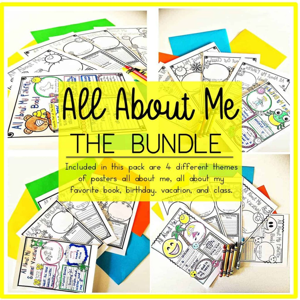 AllAboutMePosters_Bundle