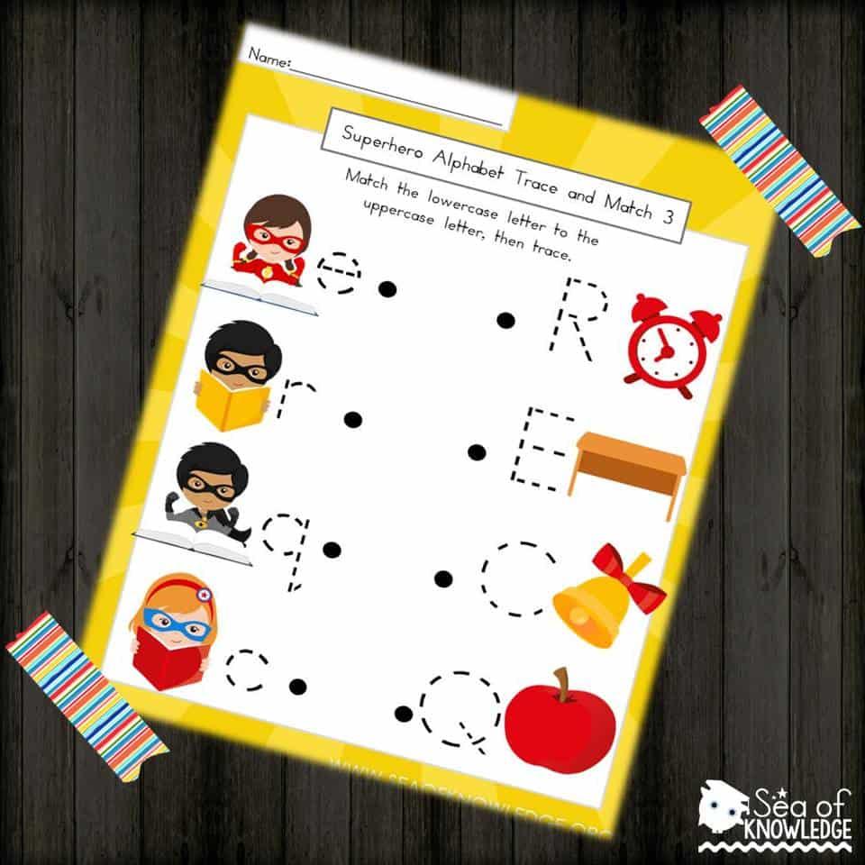 Preschool Fairy-tale Activity Bundle Free