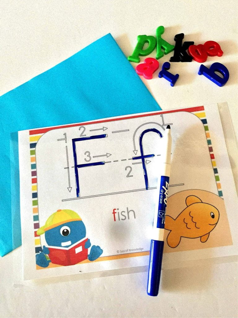 Back to School Alphabet Posters FREE