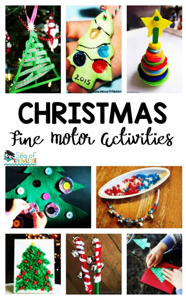 ChristmasFineMotorActivities