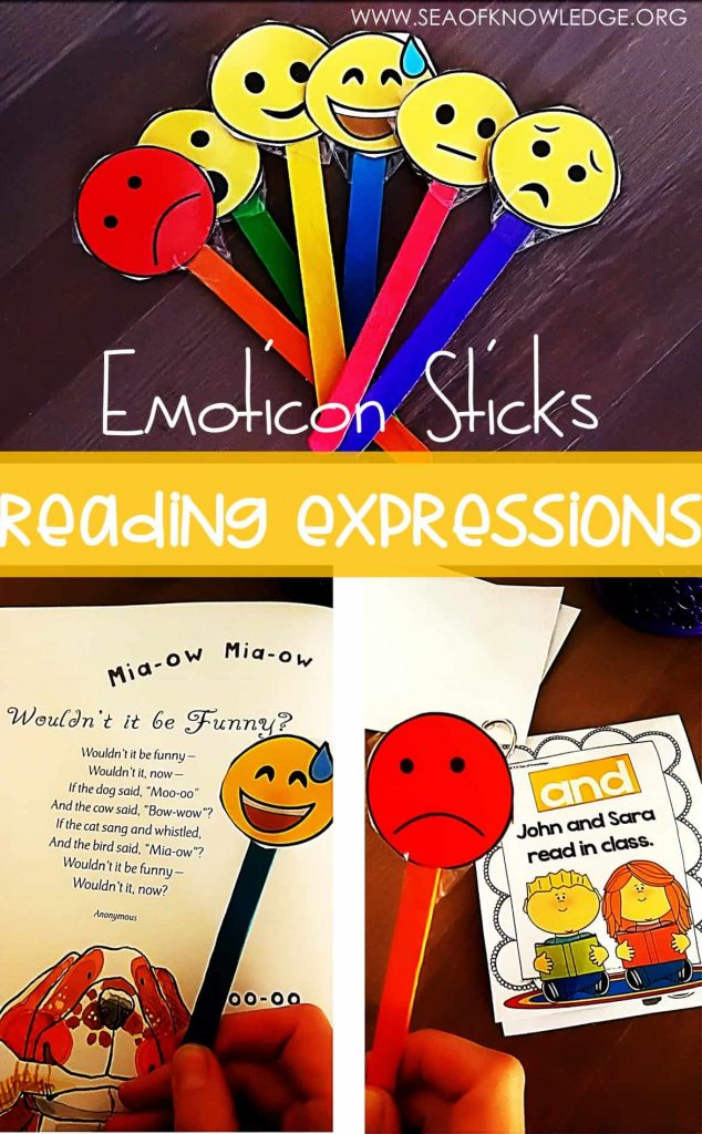 Reading with Expression Activity