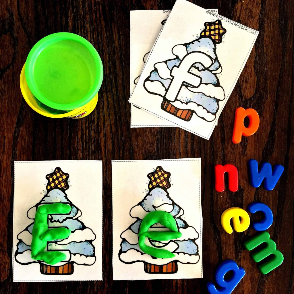 Fantastic Preschool Fine Motor Christmas Centers and Activities Hands-on Fun Busy Tubs!