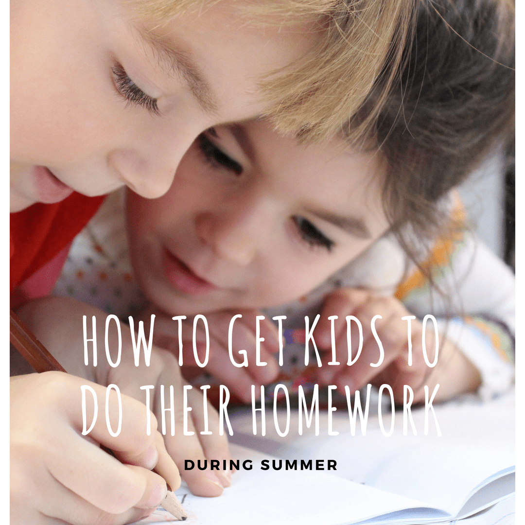 How to Make Children Study or Do their Homework
