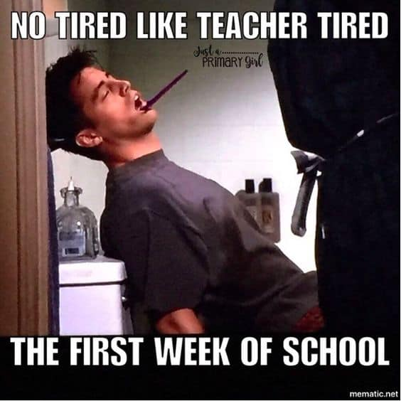 back to school funny memes