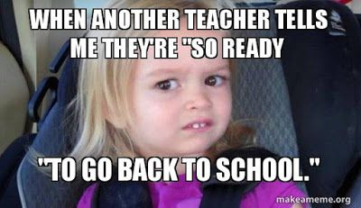 back to school funnies for teachers