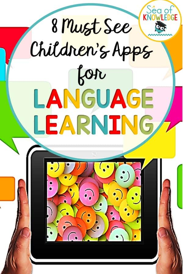 8 Must See Childrens Apps Language Learning