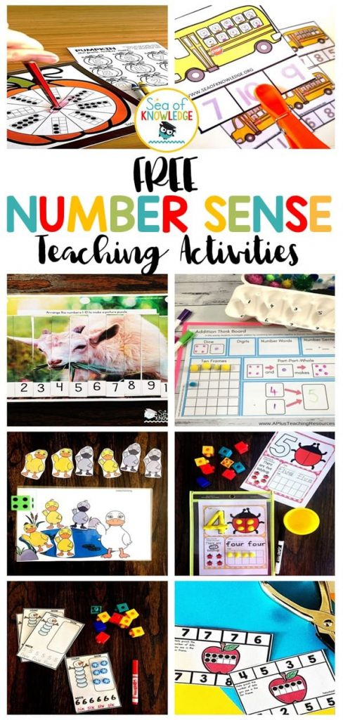 Teaching Number Sense_Must See Resources
