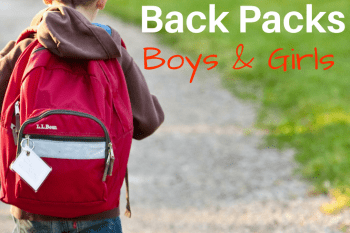 50 of the BEST Back to School Backpacks