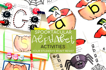 Spooktacular Halloween Alphabet Formation Activities Your Kids Won't Resist