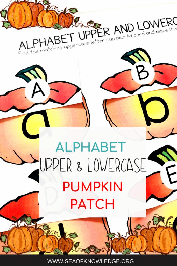 alphabet formation activities