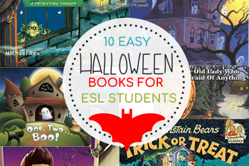 Halloween Books for Kids in ESL Setting – Must See Easy Reads!