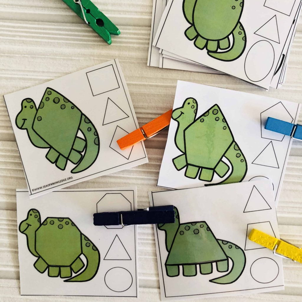 These fun dinosaur activities will engage even the most reluctant kids! I've researched and gathered the most exciting games and activities you can use with your preschoolers to incorporate fun dinosaur activities! #diinosaurs #freeprintables #kids #activities #preschool