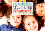 Sight Words for ESL Students (3)