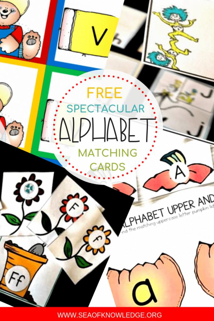 Alphabet Matching Cards (1)