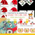 Alphabet Matching Cards (3)