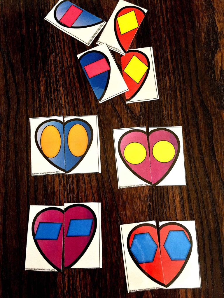 Valentine's Day Fine Motor Activities for Preschool
