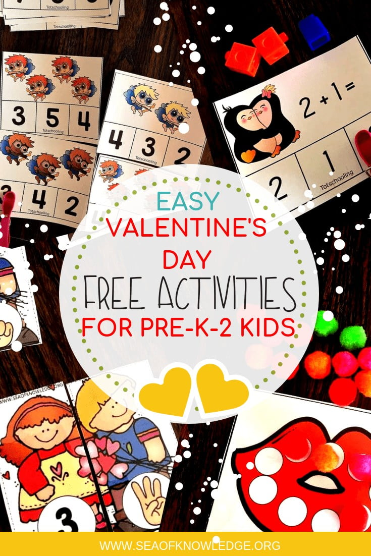 Valentine's Day Activities for Kids (1)