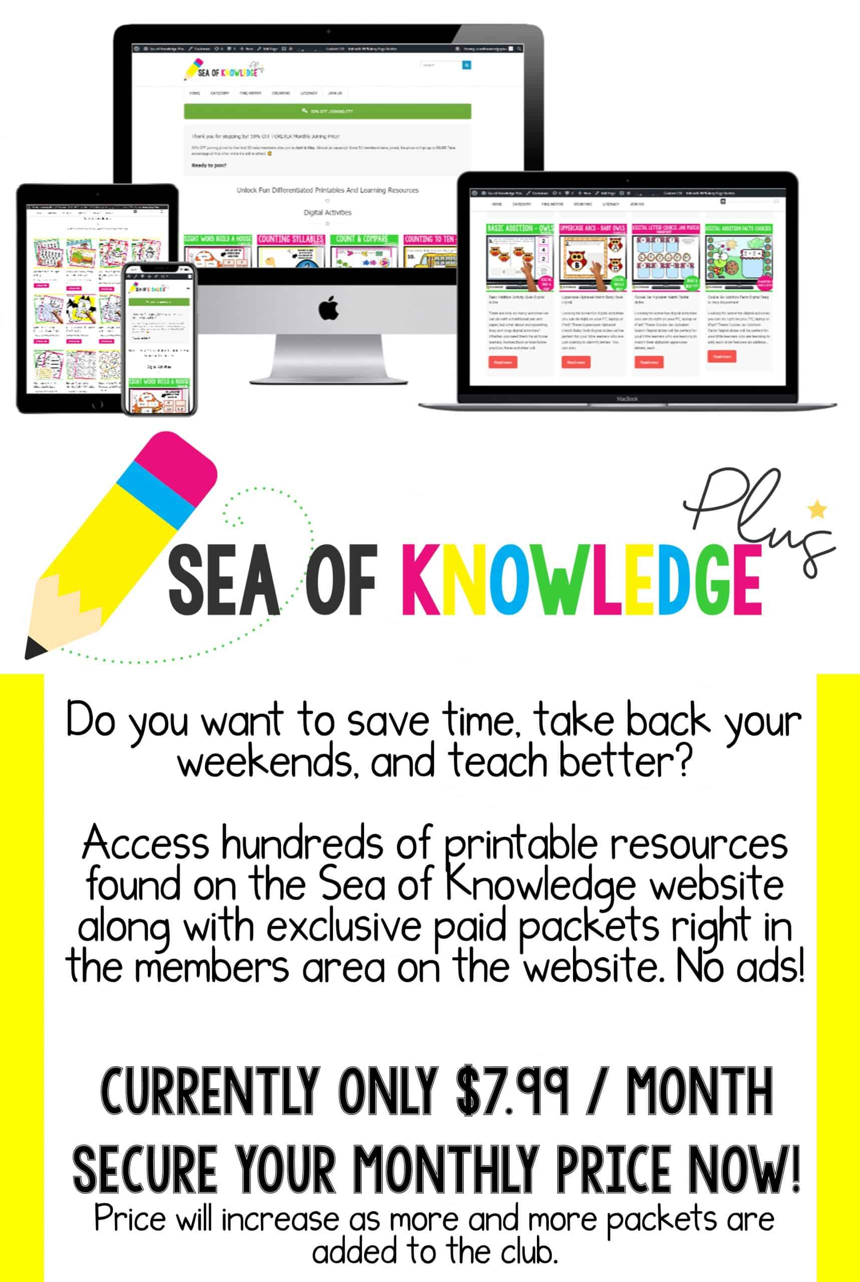 Sea of Knowledge Plus