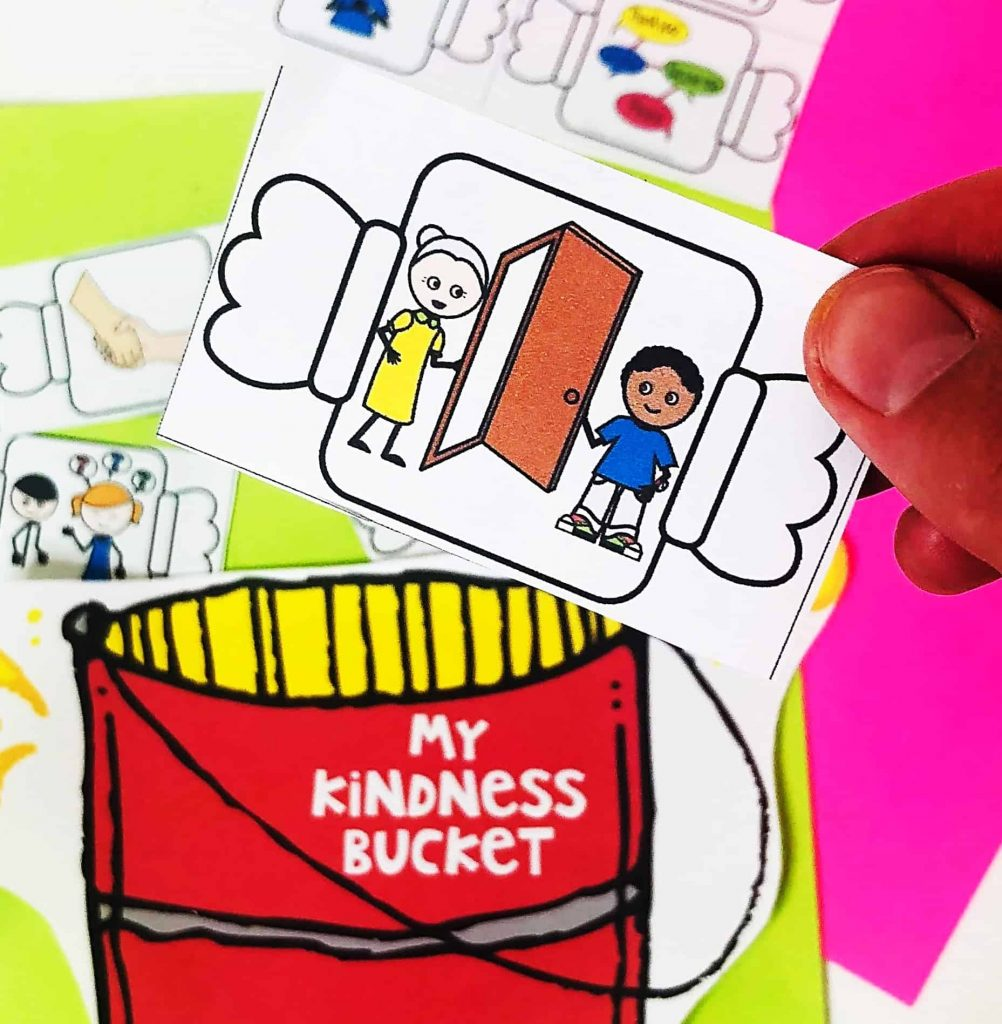 Kindness Art Activities For Preschool Fill A Bucket Craft Sea Of Knowledge