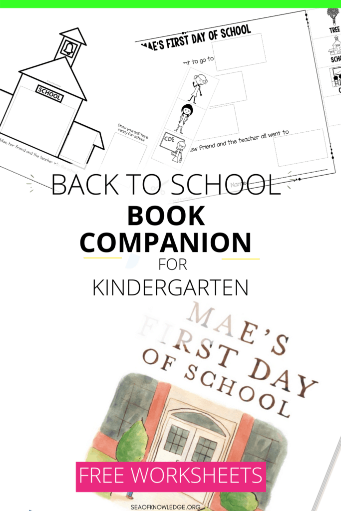 The first day of school is always a difficult time for parents and kids alike. Their apprehension about school can sometimes fester and become something they begin to fear. I truly believe in the power of books to help them overcome this worry.