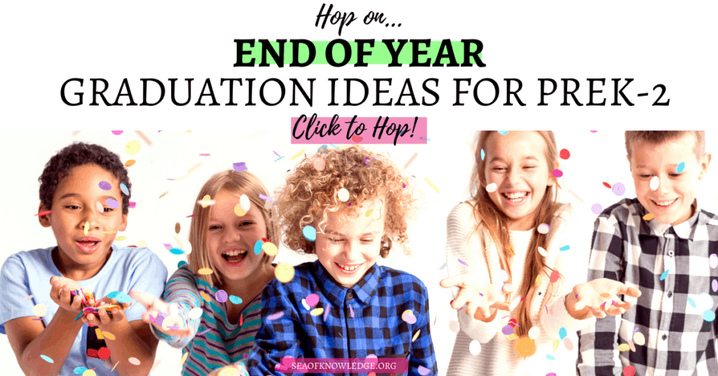 How fun is it to get to the end of the year and have your kids all ready and excited for the next year? End of Year Graduation Ideas aren't always readily available.