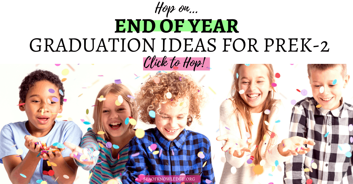 Stay tuned for some more end of year graduation ideas!